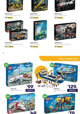 Big W Catalogue Toy Mania LEGO 16 Jun - 15 Jul 2020