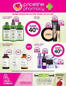 Priceline Catalogue Makeup Deals 2 - 14 Jul 2020
