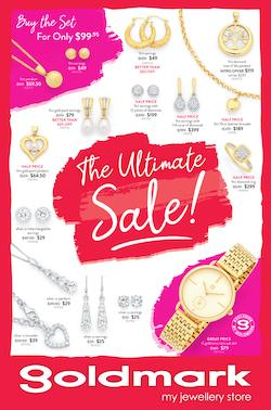 Goldmark Catalogue Half Price Gold Deals Sep 2020
