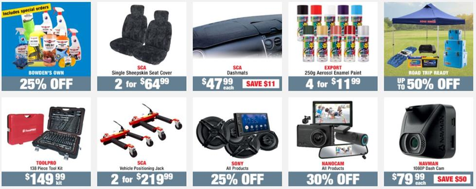 Supercheap 7 Day Deals 17 - 23 Sep 2020