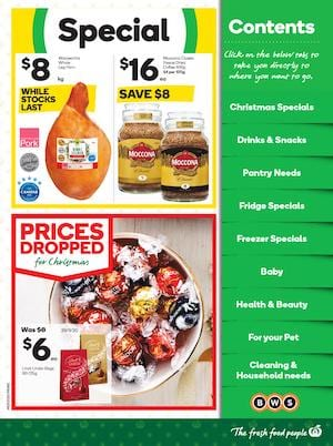 Woolworths Catalogue 2 - 8 Dec 2020