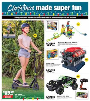 Supercheap Auto Catalogue Christmas 3 - 13 Dec 2020