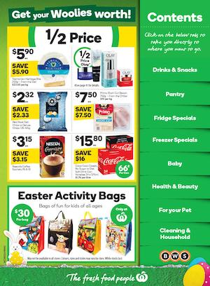 Woolworths Catalogue 31 Mar - 6 Mar 2021