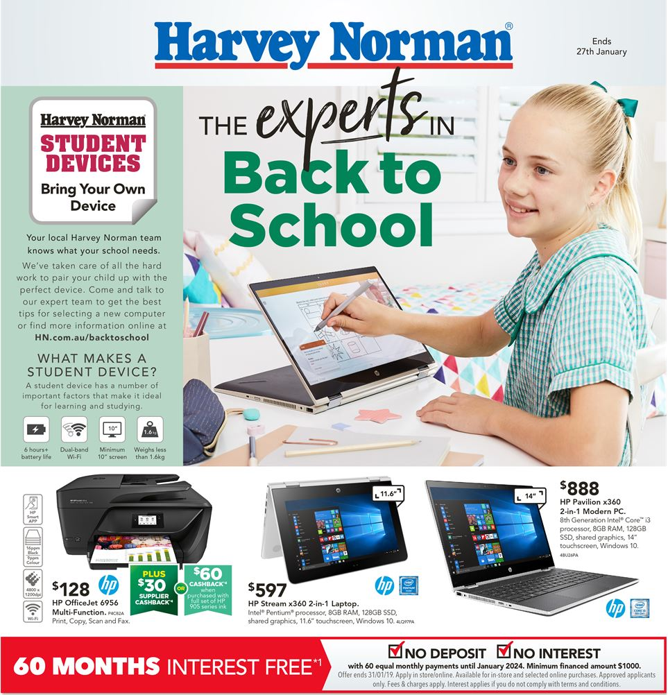 Harvey Norman Catalogue